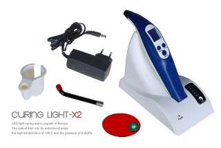 New Dental Led Curing Light Lamp Teeth Whitening