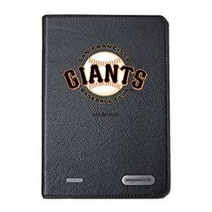 San Francisco Giants Baseball Club on  Kindle Cover