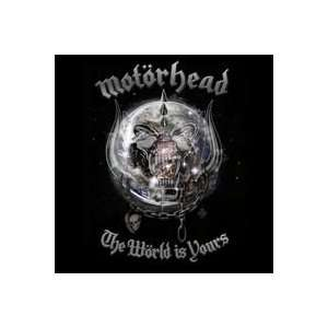 com New Emm Udr Artist Motorhead World Is Yours Rock Pop Heavy Metal
