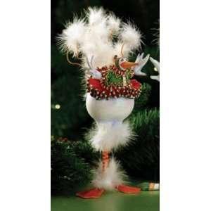 Patience Brewster Krinkles Bernice Snow Bird Christmas