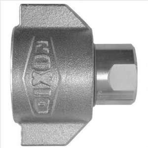 Dixon Valve WS10F10 Steel Hydraulic Fitting, High Pressure Plug, 1 1/4