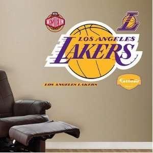 Los Angeles Lakers Logo Fathead NIB