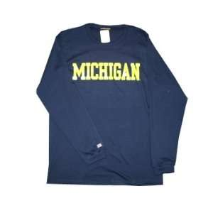 University of Michigan Wolverines Long Sleeve T Shirt