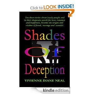 Shades of Deception: Vivienne Diane Neal:  Kindle Store