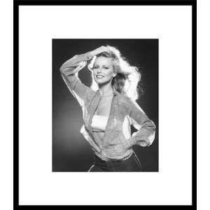 Cheryl Ladd, Pre made Frame by Unknown, 13x15