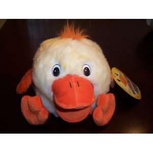Ducksongs Musical Duck Hand Puppet Toys & Games