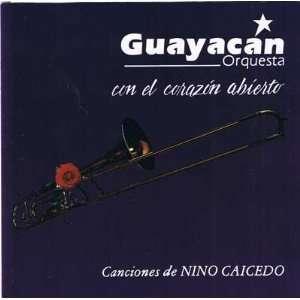 Con El Corazon Abierto: Music