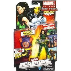 Marvel Legends 2012 Series 2 Action Figure Madame Masque