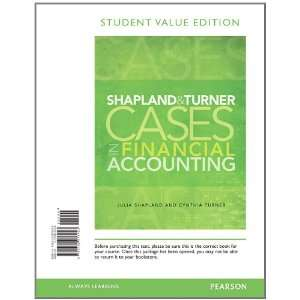 Value Edition (9780132971423) Julie Shapland, Cynthia Turner Books