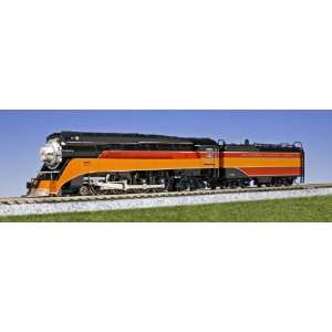 Kato N Scale Steam GS 4 4 8 4   Standard DC   Southern Pacific