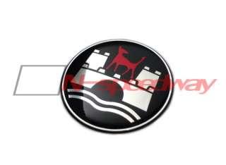 VW Steering Wheel Badge Golf MK4 R32 Polo GTi Wolfsburg