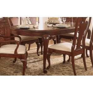 American Drew Cherry Grove Oval Leg Formal Dining Table in