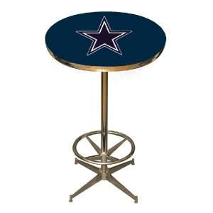Imperial Dallas Cowboys Pub Table (26 4002) Furniture