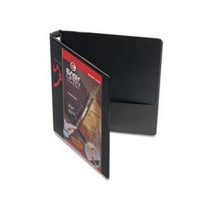 EasyOpen ClearVue Locking Round Ring Binder, 1 Capacity