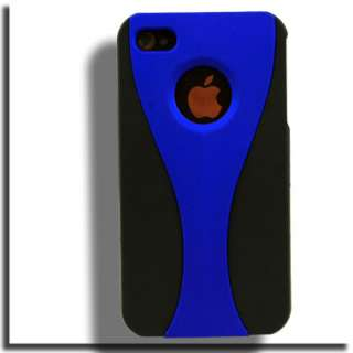 Case Apple iPhone 4S 4 S G B Cover Skin Holster Black Blue Pouch Snap