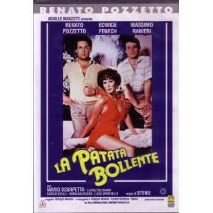 ) Italian Import edwige fenech, renato pozzetto, steno Movies & TV