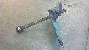 & Forestry  Antique Tractors & Equipment  Parts  John Deere