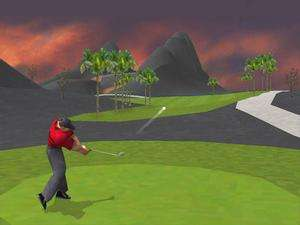 Cyber Tiger Woods Golf Game playstation 1/ps2 2/ps3 3 pga tour golfer