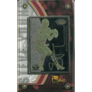 Francisco 49ers 24 Karat Gold Signature Card  LTD Sports & Outdoors