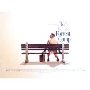 Forrest Gump   Tom Hanks   Movie Poster Print   12 x 16
