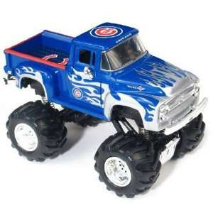Chicago Cubs MLB 1956 Ford Monster Truck Sports & Outdoors