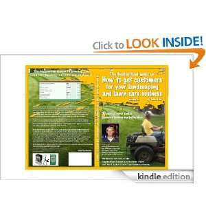get customers for your landscaping and lawn care business   Volume 3