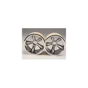 Traxxas FR Pro Star Wheel,Chrome(2)Jato,NRU TRA4174 Toys