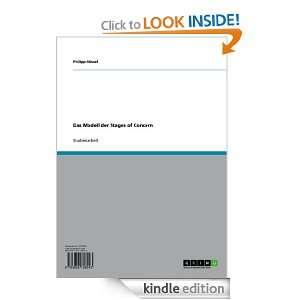 Das Modell der Stages of Concern (German Edition) Philipp Hössel