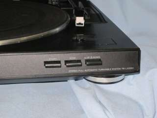 Sony PS LX250H Automatic Belt Drive Turntable
