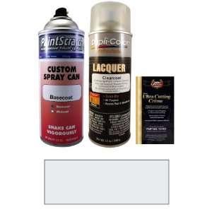 12.5 Oz. GT Silver Metallic Spray Can Paint Kit for 2005 Porsche 911