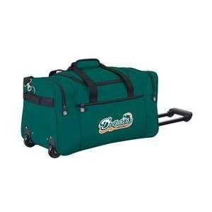 Miami Dolphins NFL Rolling Duffel Cooler by Northpole