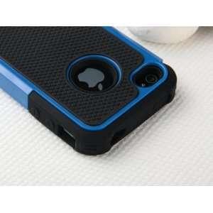 Pandamimi Blue Black Combo Hard Case Cover Soft Gel Skin