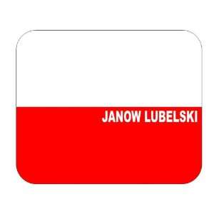 Poland, Janow Lubelski Mouse Pad: Everything Else