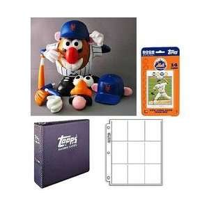 New York Mets Fathers Day Gift Set Mr.PotatoHead Sports