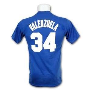 Los Angeles Dodgers Fernando Valenzuela Cooperstown Name