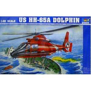 Dolphin Search and Rescue Helicopter 1 48 by Trumpeter Toys & Games