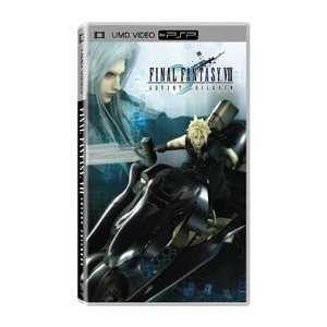 Final Fantasy VII Advent Children English UMD PSP Toys & Games