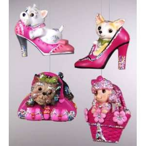 Katherines Collection Christmas tree decoration pet dog puppy