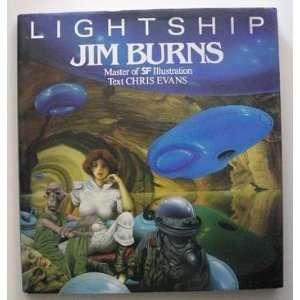 (9781850280101) Chris Evans, Jim Burns, Robert Silverberg Books