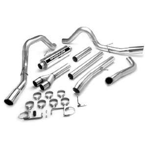 MagnaFlow Performance Series Diesel Exhaust4 Stainless Steel Exhaust