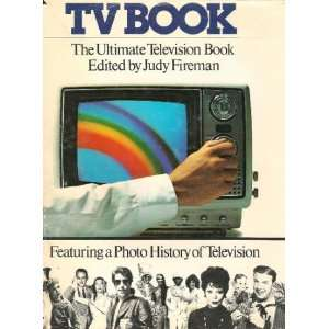 TV BOOK THE ULTIMATE TELEVISION BOOK (9780517347843) JUDY