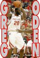 Greg Oden Ohio State NCCA NBA basketball shirt