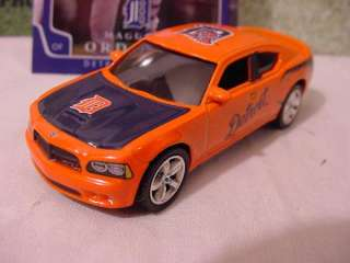 DETROIT TIGERS DIECAST 1/64 CHARGER MAGGIO ORDONEZ NEW
