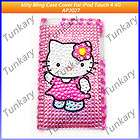 hello kitty bling case cover for ipod touch $ 4 59  see