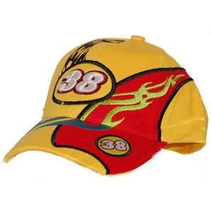 #38 ELLIOT SADLER NASCAR TEAM COLOR HAT: Everything Else