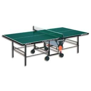 TW24 Outdoor Playback Rollaway Ping Pong Table