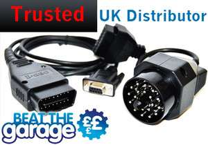 Ediabas INPA OBDII Diagnostic BMW Interface Cable 001