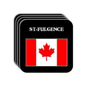 Canada   ST FULGENCE Set of 4 Mini Mousepad Coasters