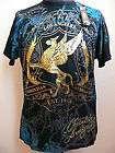 Christian Audigier Los Angeles T Shirt sz X Large