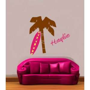 Name Removable Vinyl Wall Decal Nursery Sticker Mural